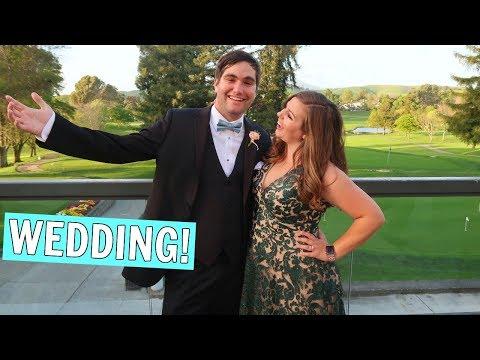 Wedding Day Vlog in San Fran! Stephen is the Best Man!