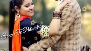 💗GALLAN MITHIYAN,, whatsapp,, status,,❤💗💖 || Romantic Punjabi Song Status💗💖❤