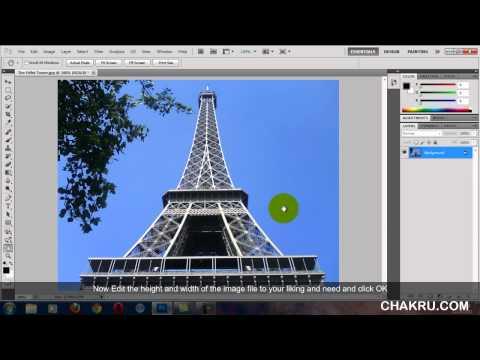 How To Resize An Image In Photoshop CS5, CS4, CS3 & CS2