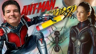 Ant-Man and the Wasp Trailer BREAKDOWN/REACTION (by Fairly OddParents creator Butch Hartman)