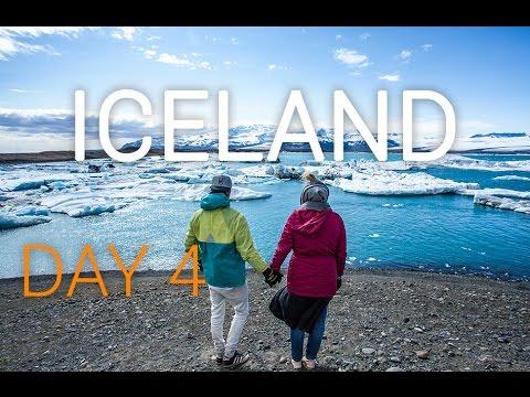 Iceland Vlog Day 4: Jökulsárlón Glacier   The Great Escape