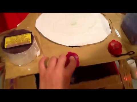DIY Tardis console #1