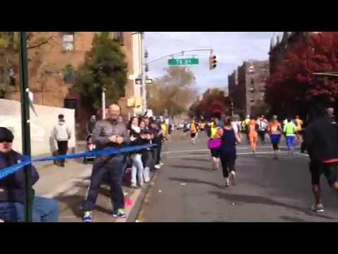 NYC Marathon 2013 - Brooklyn