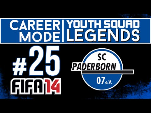 FIFA 14 Career Mode - Youth Squad Legends 3 Ep. 25