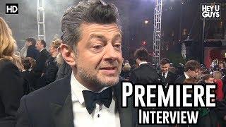 Andy Serkis | Star Wars The Last Jedi Premiere Interview
