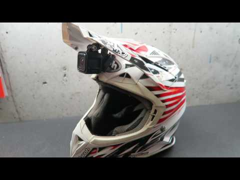 GoPro Hero5 Session Helmet Mount