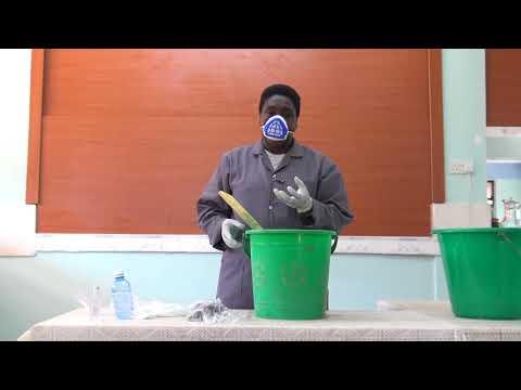 CHEMICAL PROCESSING BY RODI KENYA Making degreaser