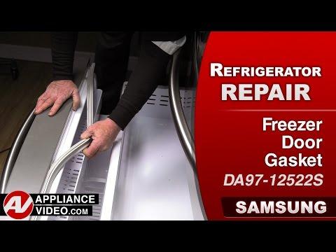 Samsung  Refrigerator – Door to open easily – Freezer Door Gasket repair
