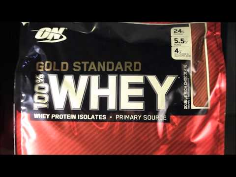 ON (Optimum Nutrition) Gold Standard 100% Whey Protein | Unpacking + Authentication (10 LBS)