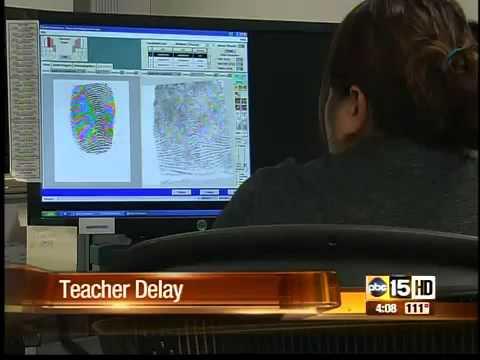 Arizona DPS' fingerprinting squad faces backlog