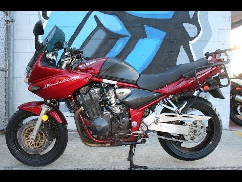 2001 Suzuki Bandit 1200 S ... Very Clean Sport Touring Machine!