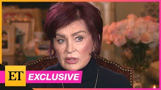 Sharon Osbourne on If She'll Leave The Talk and Where Things Stand With Sheryl Underwood | Exclusive