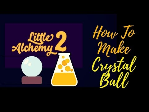 Little Alchemy 2-How To Make Crystal Ball Cheats & Hints