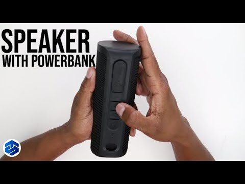 ZENBRE Soundbank Z4 Bluetooth Speaker