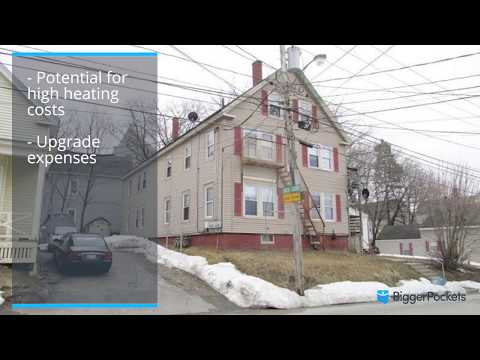 How to Analyze a Multi-Family Rental Property   Deal of the Day   Lewiston, Maine