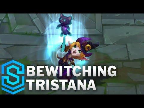 Bewitching Tristana Skin Spotlight - Pre-Release - League of Legends