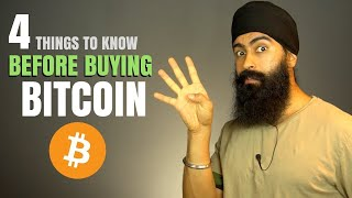 Bitcoin - What You NEED To Know Before Investing in Bitcoin
