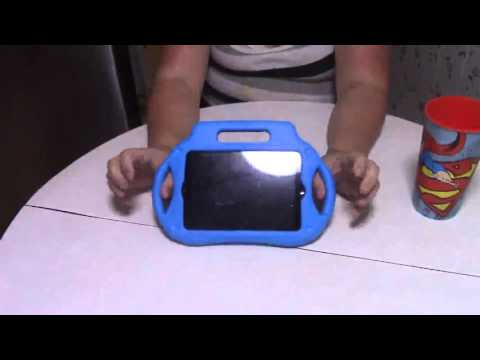 iPad Mini Kids Case   Child Proof Protective Cases Shockproof Cover Review