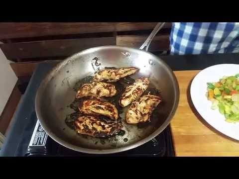 Simple Recipe - Hoisin Chicken