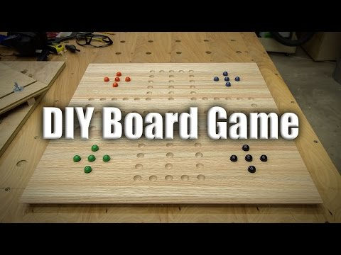 Easy Gift Project: Homemade Board Games - 225