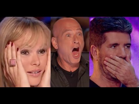The Best Top 10 SHOCKING MAGICIANS Of All Time   AGT & BGT