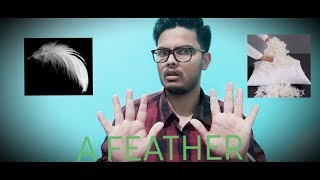 "#63 DEAF AWARENESS: ""A FEATHER"""