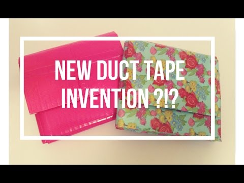 New Duct Tape Invention !?!