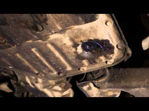 How to replace automatic transmission oil Toyota Corolla years 1992 to 2010