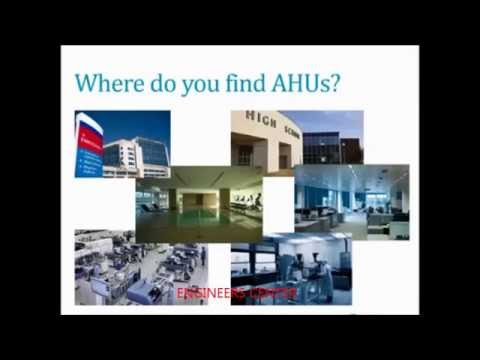 What is AHU and its Selection Procedure