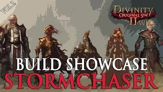 Summoner - Divinity Original Sin 2 Skill Showcase - PakVim