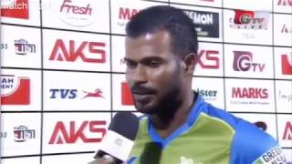 Upul Tharanga 2nd Match 2017