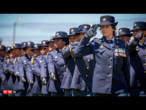 WATCH: New SAPS graduates are ready for anything