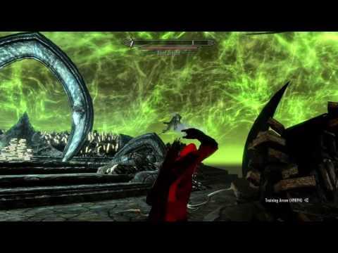 Skyrim SE - Miraak's fight Glitch Workaround
