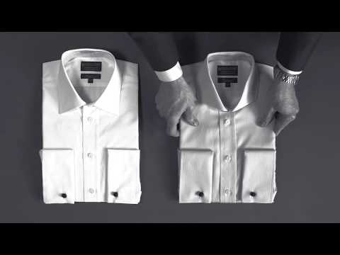 SHIRT COLLARS AND HOW TO CHOOSE ONE