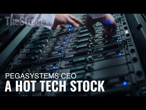 Pegasystems Founder Explains Why He Has One of the Hottest Tech Stocks Around