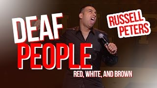 """""""Deaf People"""" 