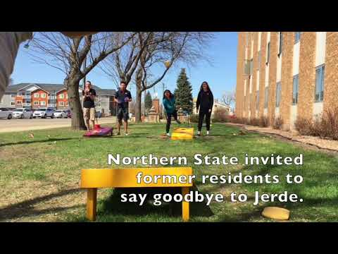 Farewell to Jerde Hall