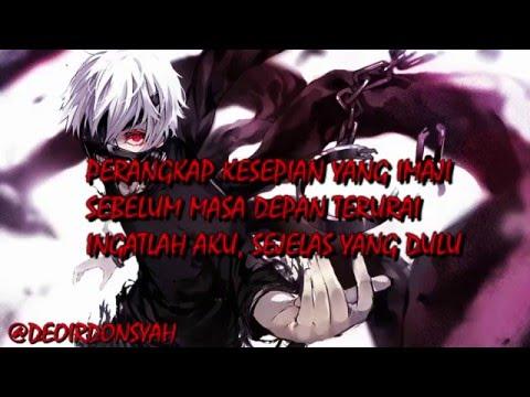 Opening Tokyo Ghoul UNRAVEL Versi Indonesia With Lirik