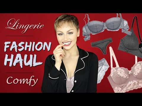 Clothing Haul: Adore Me - Lingerie, Comfy, Sporty | Alexandra Anele