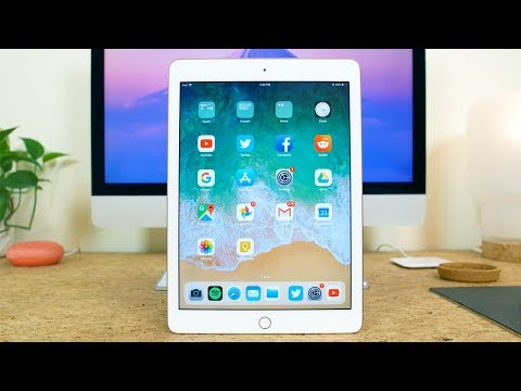 24 Hours With the 9.7-inch iPad (2018)