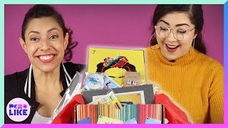 Unboxing Latinx Subscription Boxes