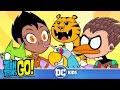 Teen Titans Go! em Português | Animais Vivos | DC Kids