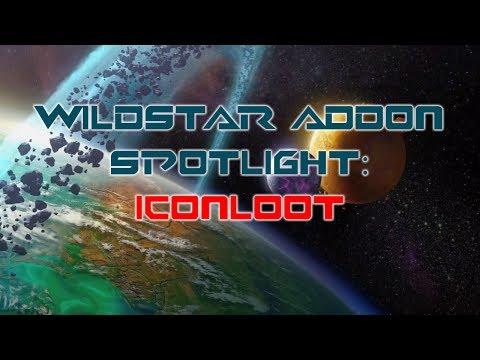 WildStar Addon Spotlight: IconLoot