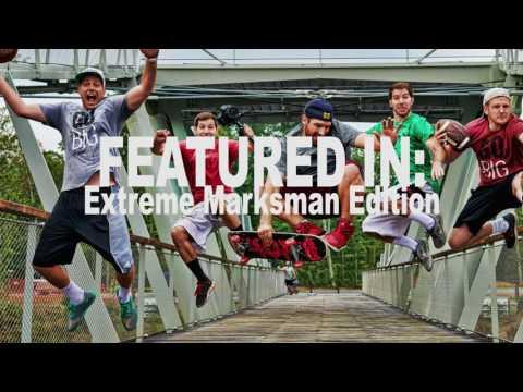 Audio Adrenaline - Move [Dude Perfect / Extreme Marksman Edition]