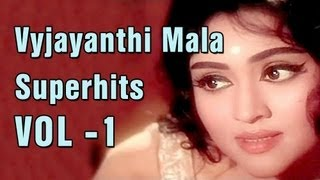 Vyjayanthimala Superhit Song Collection (HD)  - Jukebox 1 - Evergreen Old Hindi Songs Collection