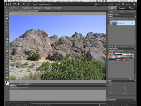 Photoshop Elements 9 -Panorama.mov