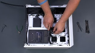 Cable Management Time Lapse - Cooler Master Masterbox 5