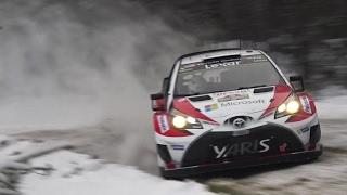 WRC Rally Sweden 2017: HIGHLIGHTS