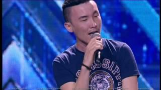"""Группа """"Vid Men"""". X Factor Казахстан. Прослушивания. Вторая серия. Пятый сезон."""