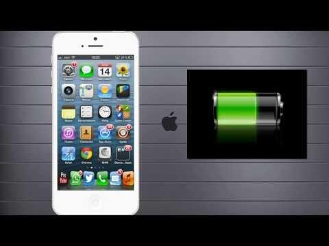 Como calibrar la bateria de tu iphone Ipod Ipad